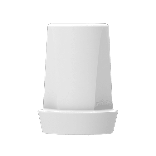 P6 Abutment - RN Abutment(incl. Screw) - Straight, 2mm