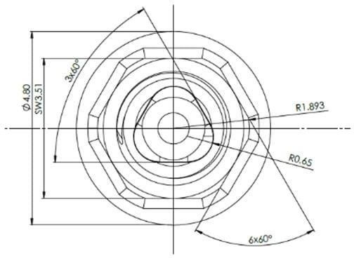 Zeramex Implantat System