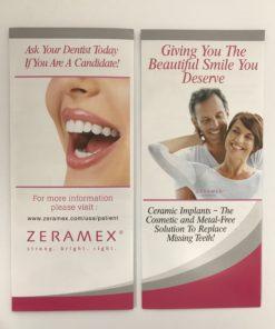 Zeramex Patient Flyer
