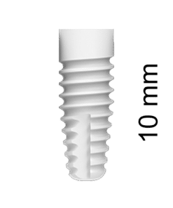 ZERAMEX®XT Implant Ø4.2x10mm RB (incl. Healing Cap)