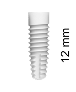 ZERAMEX®XT Implant Ø4.2x12mm RB (incl. Healing Cap)