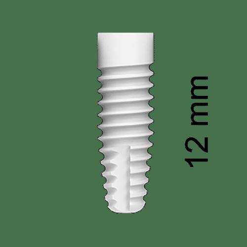 ZERAMEX®XT Implant Ø4.2x12mm RB (incl. Healing Cap)