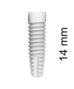 ZERAMEX®XT Implant Ø4.2x14mm RB (incl. Healing Cap)