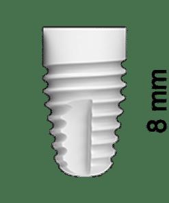 ZERAMEX®XT Implant Ø5.5x8mm WB (incl. Healing Cap)
