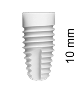 ZERAMEX®XT Implant Ø5.5x10mm WB (incl. Healing Cap)