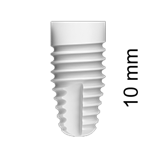 ZERAMEX®XT Implant Ø 5.5 x 10 mm WB (incl. Healing Cap)