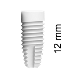 ZERAMEX®XT Implant Ø5.5x12mm WB (incl. Healing Cap)