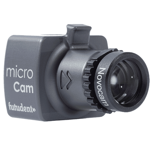 Futudent microCam: professional lightweight, wearable dental-camera