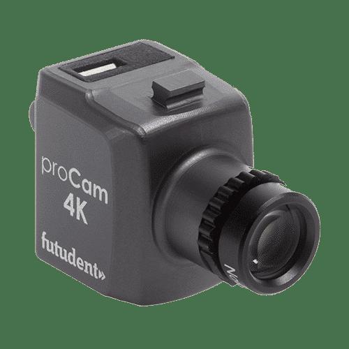 Futudent proCam: miniature 4K dental video camera