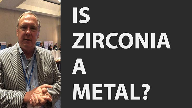 Is Zirconia a Metal?