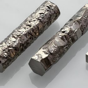 Zirconium Crystal Bar & Cube