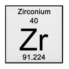 Zirconium in Periodic Table