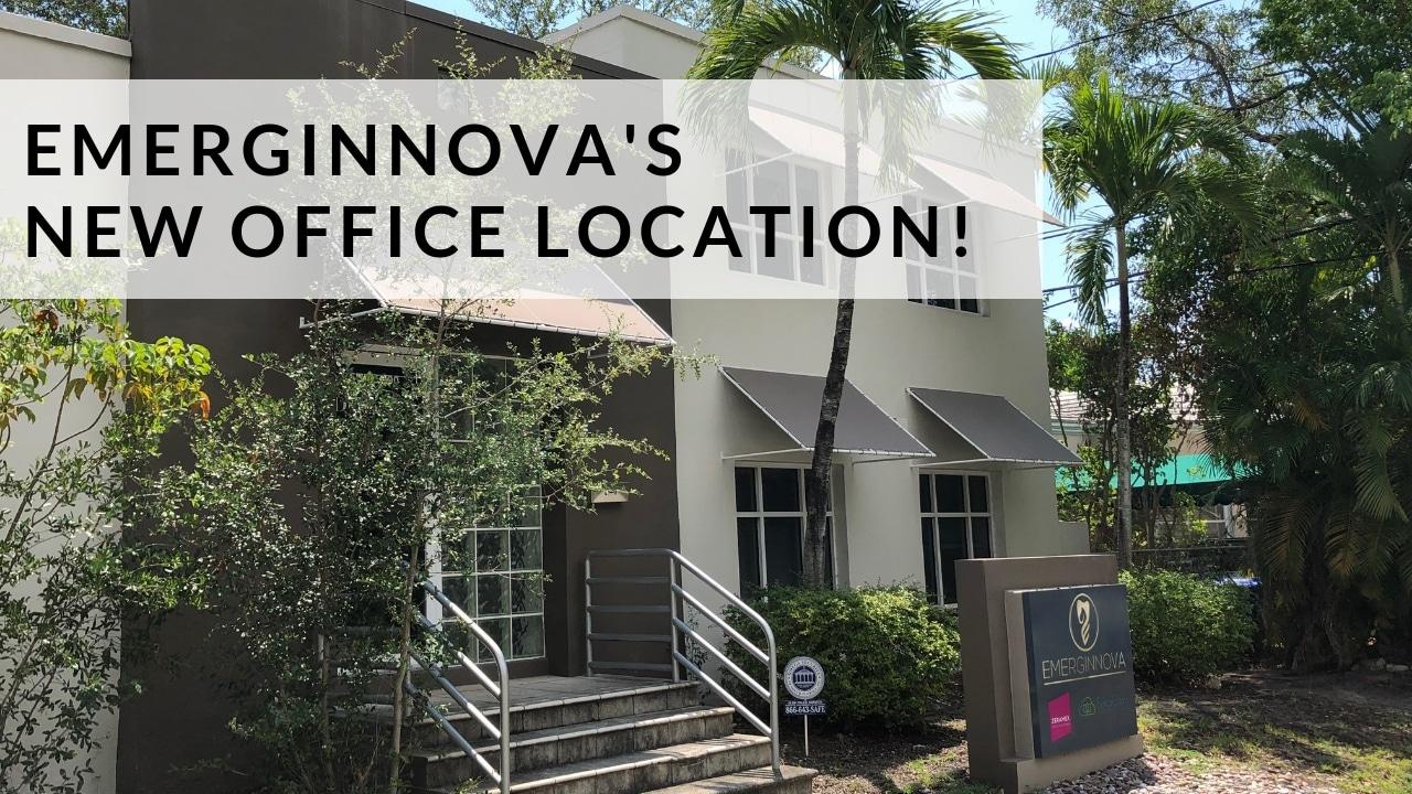 Emerginnova's new office