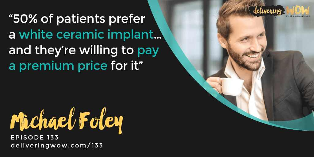 Integrating Ceramic Implants with Michael Foley