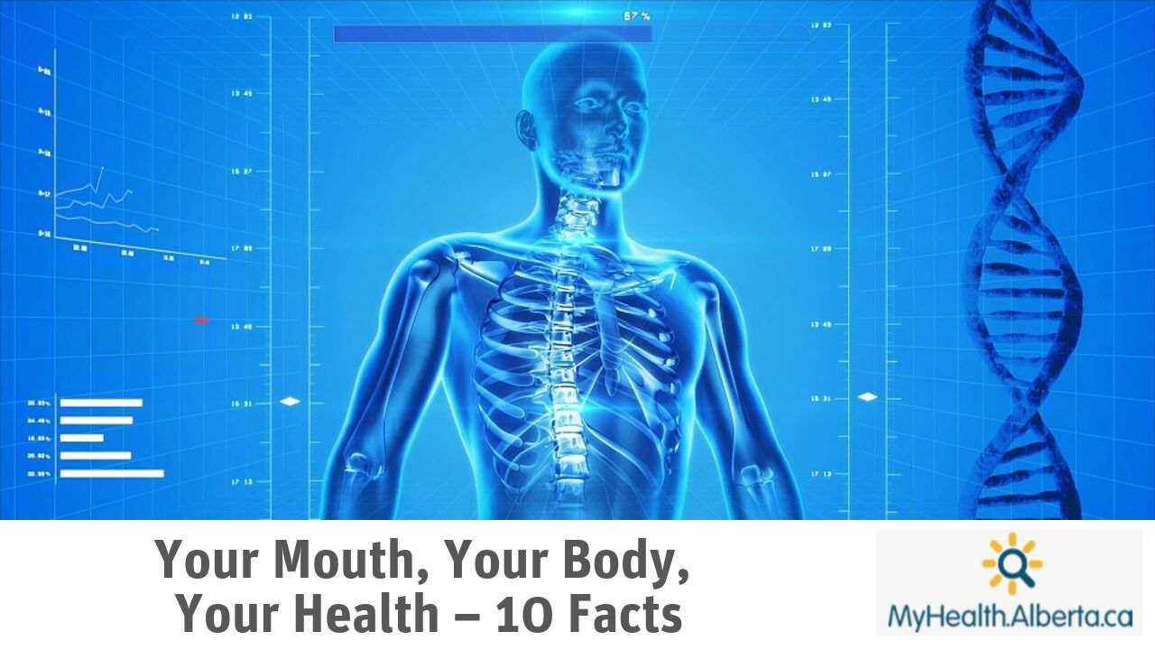 10 facts about your health