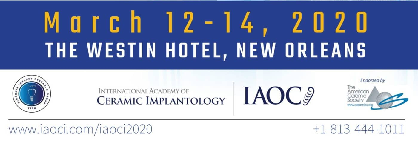 IAOC Event March 2020