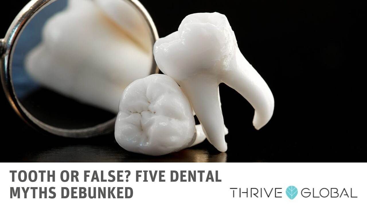 Dental Myths Debunked