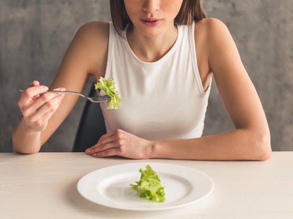 Eating disorder and whole body health